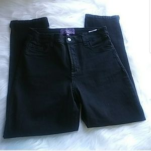 Black NYDJ not your daughter's Jean's size 8